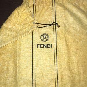 Authentic Fendi Dust Bag (vintage)